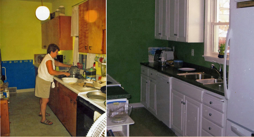 Remodel Kitchen Before And After custom kitchen remodeling project pictures | pittsburgh remodeling